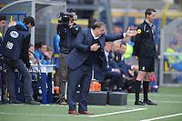 VOETBAL: LEEUWARDEN: 30-03-2014, Cambuurstadion, SC CAMBUUR - AZ, uitslag 0-0, Dick Advocaat, ©foto Martin de Jong