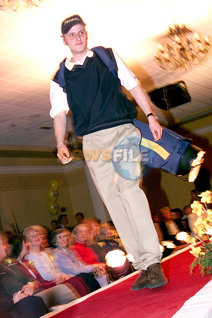 Models in the Fashion Show in aid of the Irish Cancer Society which was held in the Westcourt Hotel..Picture Paul Mohan Newsfile