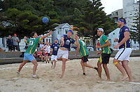 170128 Handball - Wellington Beach Handball Tournament