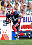 30 September 2007: Buffalo Bills wide receiver Roscoe Parrish in action against the New York Jets at Ralph Wilson Stadium in Orchard Park, NY. The Bills defeated the Jets 17-14 for their first win of the 2007 season...Mandatory Photo Credit: Ed Wolfstein Photo