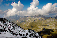 Schilthorn Berneses Alps Switzerland - View