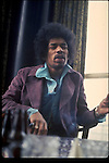 Jimi Hendrix 1969 at BBC Bar for Lulu TV Show