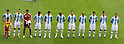 U-17 Argetina team group line-up (ARG), JUNE 24, 2011 - Football : 2011 FIFA U-17 World Cup Mexico Group B match between Japan 3-1 Argentina at Estadio Morelos in Morelia, Mexico. (Photo by MEXSPORT/AFLO)