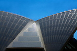 Sydney Opera House roof detail.  Sydney, New South Wales, AUSTRALIA