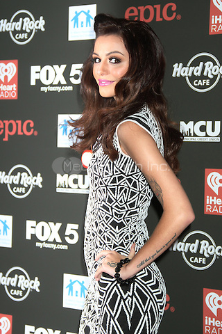 NEW YORK, NY - OCTOBER 04: Cher Lloyd at Hard Rock Rocks Times Square at Hard Rock Cafe, Times Square on October 4, 2012 in New York City. © RW/MediaPunch Inc.