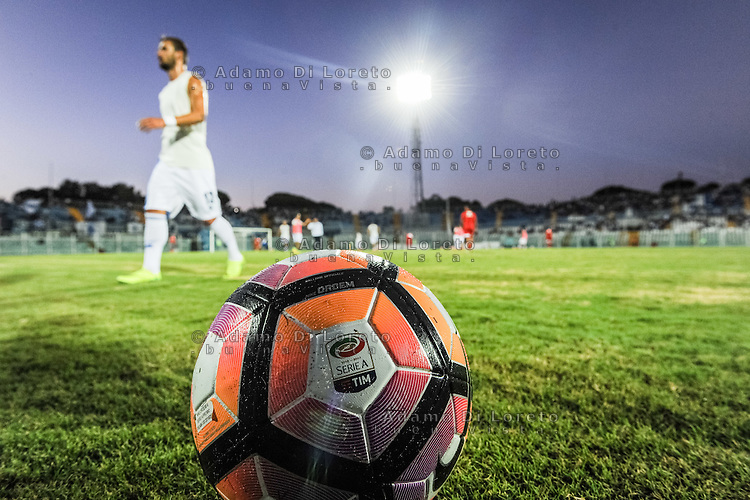 the ufficial ball of Serie A during the Italian Cup - TIM CUP -match between Pescara vs Frosinone, on August 13, 2016. Photo: Adamo Di Loreto/BuenaVista*photo