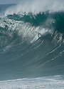 Shane Dorian (HAW) during the Quiksilver Eddie Aikau at Waimea Bay on the Northshore of Oahu in Hawaii