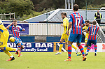 Inverness Caley Thistle v St Johnstone&hellip;27.08.16..  Tulloch Stadium  SPFL<br />Richie Foster scores his goal<br />Picture by Graeme Hart.<br />Copyright Perthshire Picture Agency<br />Tel: 01738 623350  Mobile: 07990 594431