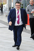 &copy; Licensed to London News Pictures. 26/09/2011. LONDON, UK. Tom Watson MP at The Labour Party Conference in Liverpool today (26/09/11). Photo credit:  Stephen Simpson/LNP