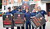 Firefighters' Strike 9th August 2014