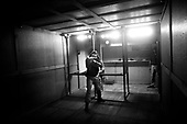Wlosciejewki 25.07.2009 Poland<br /> Training of the elite security service by European Security Academy ( its founder is living legend Andrzej Bryl ) and Israeli security forces Shin Bet in E.S.A seat in Wlosciejewki ( Poland ). This is the first course for international elite bodyguards, who will protect VIP's and promoters on the FIFA World Cup in RPA 2010 and UEFA European Cup in Poland and Ukraine 2012.<br /> Photo: Adam Lach / Napo Images<br /> <br /> Szkolenie elitarnych sluzb ochroniarzy przez European Security Academy ( jej zalozycielem jest zyjaca legenda dr. Andrzej Bryl ) i izraelskie sluzby bezpieczenstwa Shin Bet. To pierwsze szkolenia dla miedzynarodowych elitarnych ochroniarz, ktorzy beda zabezpieczac VIP'ow i organizatorow podczas Mistrzostw Swiata w pilce noznej RPA 2010 i w trakcie Mistrzostw Europy w Polsce i na Ukrainie w 2012.<br /> Fot: Adam Lach / Napo Images