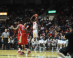 "Ole Miss' Murphy Holloway (31) vs. Rutgers at the C.M. ""Tad"" Smith Coliseum in Oxford, Miss. on Saturday, December 1, 2012. Mississippi won 80-67. (AP Photo/Oxford Eagle, Bruce Newman).."