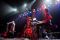 The Danny Zamir Band played at the Electric Factory with Matisyahu on December 12, 2012.