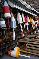 Buoys & Lobster Traps  #S3