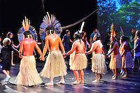MIAMI, FL - SEPTEMBER 29: General view during the Journey to Mutum: A Cultural Encounter with the Yawanaw· Tribe of the Brazilian Amazon at Miami Theater Center on September 29, 2016 in Miami, Florida. Credit: MPI10 / MediaPunch