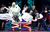 THE ILLUSIONISTS - WITNESS THE IMPOSSIBLE<br /> Conceived by Simon Painter at the Shaftesbury Theatre, London, Great Britain <br /> Press photocall <br /> 13th November 2015 <br /> <br /> Kevin James - the inventor <br /> <br /> <br /> Photograph by Elliott Franks <br /> Image licensed to Elliott Franks Photography Services
