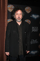 LAS VEGAS - APR 24:  Tim Burton arrives at the Warner Brothers Photo Op at CinemaCom 2012 at Caesars Palace on April 24, 2012 in Las Vegas, NV