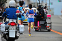 The ambiance shot, JANUARY 2, 2012 - Athletics : The 88th Hakone Ekiden Race the 4th section in Kanagawa, Japan. (Photo by Jun Tsukida/AFLO SPORT)[0003]