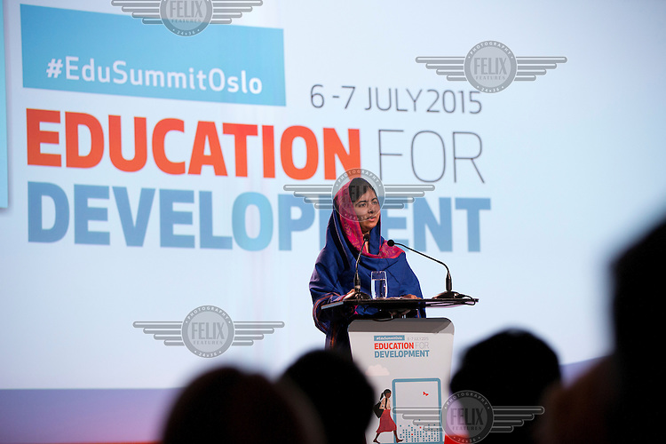 07 Education for Development Summit in Oslo