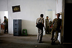 The Sharia police station is housed in one of the city's oldest buildings, in Banda Aceh, on Wednesday, Nov. 11, 2009. Banda Aceh enforces a moderate form of Islamic Law.
