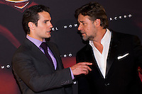 JUNE 17 2013 Man of Steel Premiere in Madrid