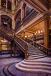 Mexico, Mexico City, Palacio de Correos de Mexico, Postal Palace of Mexico City, Correo Mayor, Main Post Office, Early 20th Century Construction