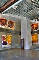 Gebert, Contemporary Art Gallery, Abbot Kinney Blvd,. in the heart of Venice, CA.
