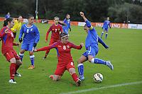 Italië-Moldavië Heerenveen 150915