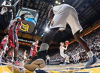 Cal Basketball M vs Stanford, January 29, 2017
