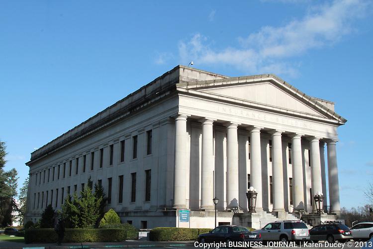 Washington State Insurance building in Olympia, Washington