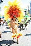 2010 Labor Day Parade in Brooklyn, NY