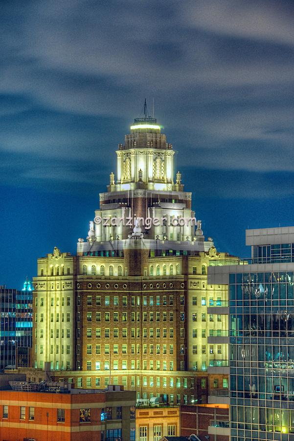 Penn Center is the heart of Philadelphia's Central Business District, Philadelphia PA; large city; Commonwealth of Pennsylvania;