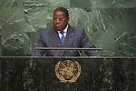 Gabon<br /> H.E. Mr. Emmanuel Issoze-Ngondet<br /> Minister for Foreign Affairs<br /> <br /> <br /> General Assembly Seventy-first session 20th plenary meeting<br /> <br /> General Debate
