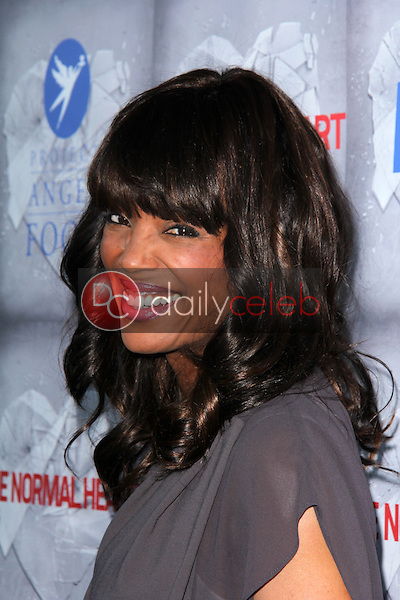 Aisha Tyler<br /> at the HBO Premiere of &quot;The Normal Heart,&quot; WGA Theater, Beverly Hills, CA 05-19-14<br /> David Edwards/DailyCeleb.com 818-249-4998
