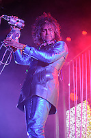 MAY 21 The Flaming Lips performing in concert