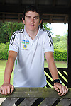 Geraint Thomas photo shoot for Meat Promotions Wales