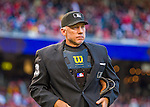 7 April 2016: MLB Umpire Lance Barksdale works Home Plate during the Washington Nationals' Home Opening Game against the Miami Marlins at Nationals Park in Washington, DC. The Marlins defeated the Nationals 6-4 in their first meeting of the 2016 MLB season. Mandatory Credit: Ed Wolfstein Photo *** RAW (NEF) Image File Available ***