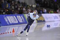 SPEED SKATING: SALT LAKE CITY: 21-11-2015, Utah Olympic Oval, ISU World Cup, Bart Swings, ©foto Martin de Jong