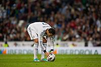 Cristiano prepares