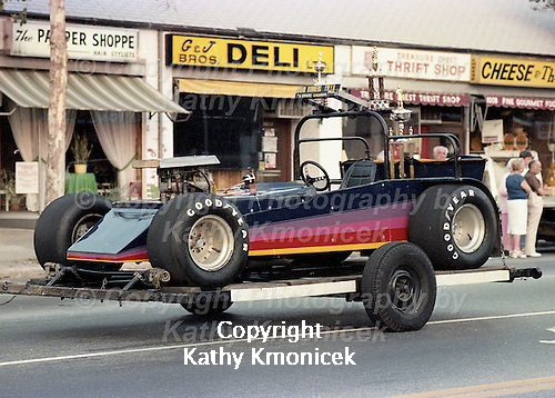 Long Island Fire Department Racing