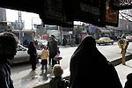 A street of Qom.