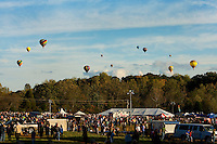 Thousands of spectators turned out for the annual Carolina BalloonFest, held each fall in Statesville, NC. Photos were taken at the October 2008 event.