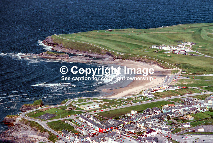 Bundoran Ireland  city photo : Aerial photograph, Bundoran, Co Donegal, Rep of Ireland, 19790164b ...