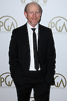BEVERLY HILLS, CA - JANUARY 19: Ron Howard at the 25th Annual Producers Guild Awards held at The Beverly Hilton Hotel on January 19, 2014 in Beverly Hills, California. (Photo by Xavier Collin/Celebrity Monitor)