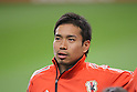 Yuto Nagatomo (JPN), .FEBRUARY 29, 2012 - Football / Soccer : 2014 FIFA World Cup Asian Qualifiers Third round Group C match between Japan 0-1 Uzbekistan at Toyota Stadium in Aichi, Japan. (Photo by Akihiro Sugimoto/AFLO SPORT) [1080]
