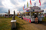 Slow afternoon at the Oneida County Fair.