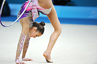 August 28, 2013 - Kiev, Ukraine - SON YEON-JAE of South Korea performs at 2013 World Championships.