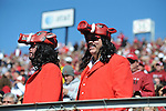 Ole Miss vs. Arkansas fans at War Memorial Stadium in Little Rock, Ark. on Saturday, October 27, 2012. Ole Miss won 30-27...