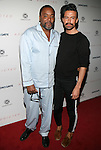 Lee Daniels and Jahil Fisher Attend New York Special Screening of Lionsgate and Codeblack Films' ADDICTED Held at Regal Union Square