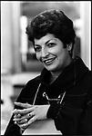 Flor Romero de Nohra, Colombian writer in 1978.